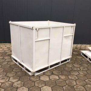 MetallBox Stahlbehälter