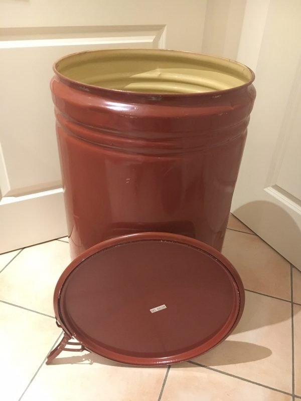 Fass Metallfass 100 Liter