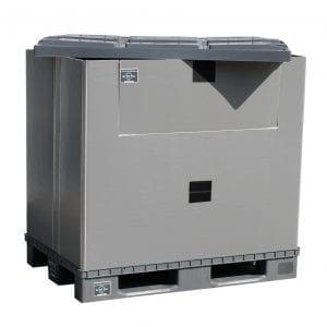EuroBox Palettenbox Faltbar