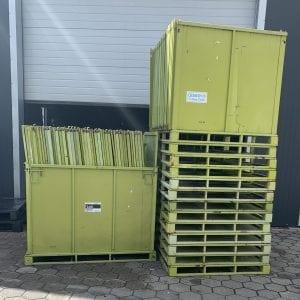 MetallBox Grün