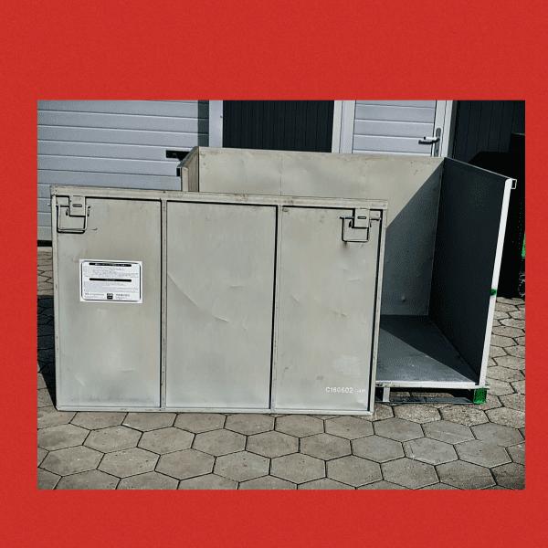MetallBox Verzinkt